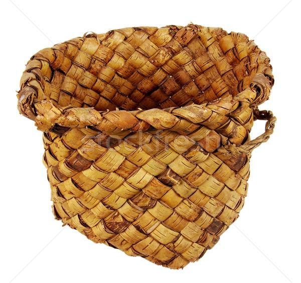 Basket  Stock photo © sibrikov