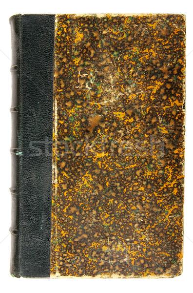 древних книга свет аннотация искусства черный Сток-фото © sibrikov