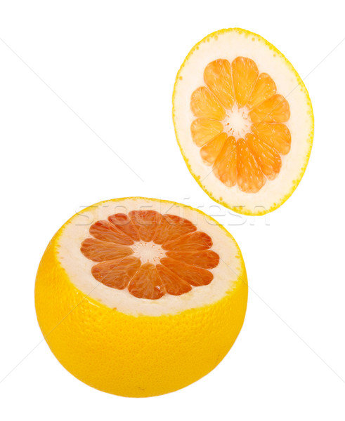 Grapefruit  Stock photo © sibrikov