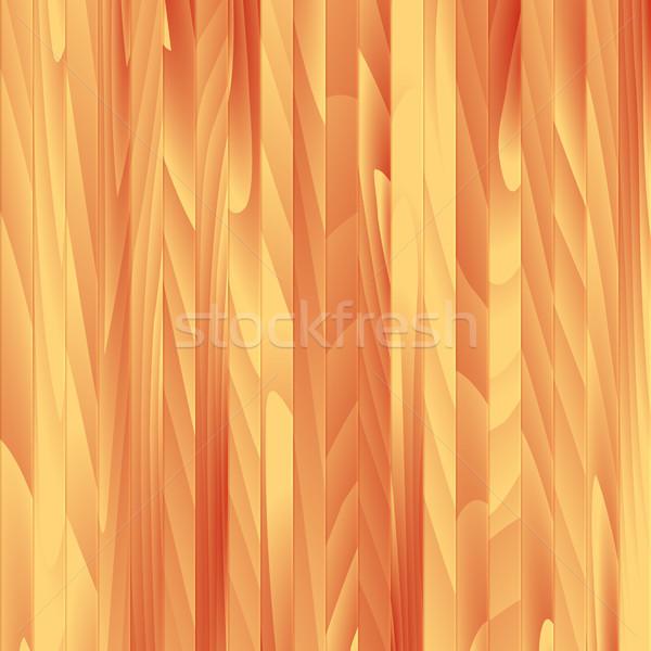 вектора древесины доска коричневый текстуры иллюстрация Сток-фото © sidmay
