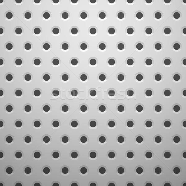 白 金属の質感 デザイン 背景 スピーカー 業界 ストックフォト © sidmay