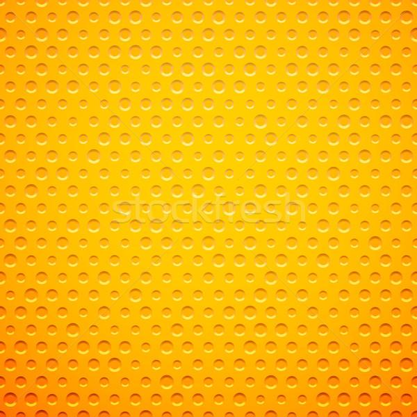 Amarillo metal plástico textura arte industrial Foto stock © sidmay