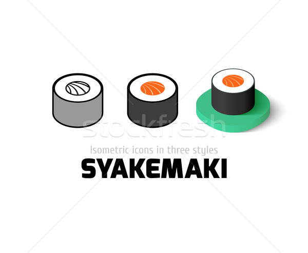 икона различный стиль вектора символ Сток-фото © sidmay