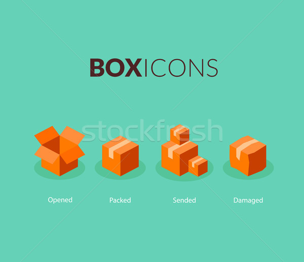 Zdjęcia stock: Polu · logo · szablon · ikona · wektora