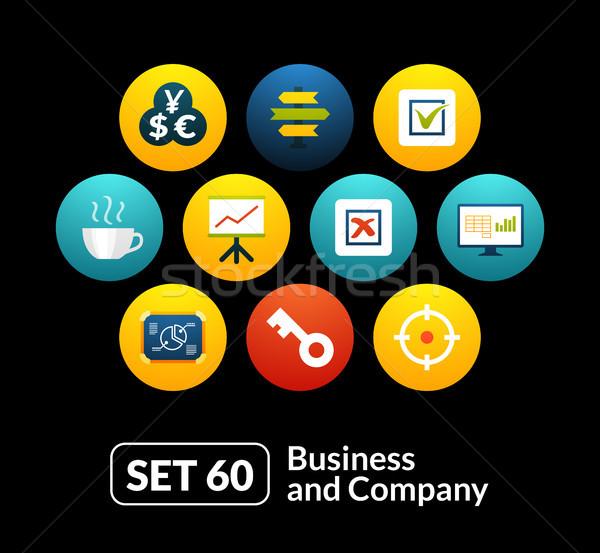 60 ビジネス 会社 電話 時計 ストックフォト © sidmay