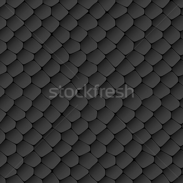 Branco sem costura abstrato textura papel papel de parede Foto stock © sidmay