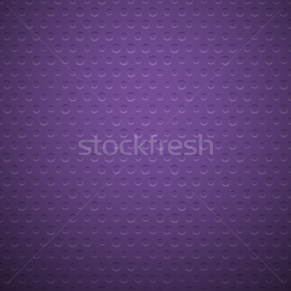 Purple metal or plastic texture with holes Stock photo © sidmay