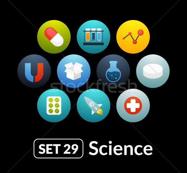 科学 薬 コレクション 電話 時計 ストックフォト © sidmay