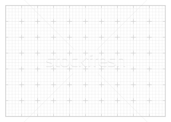 White square grid Stock photo © sidmay