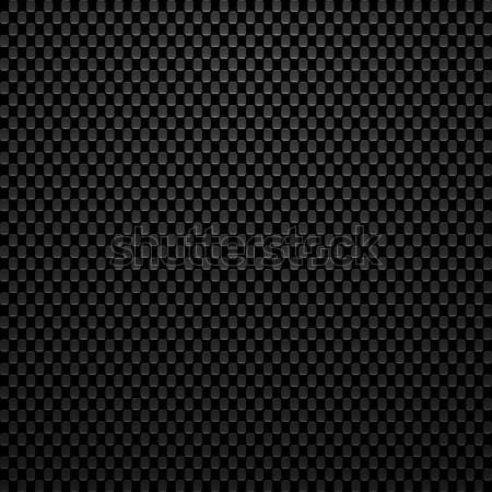 Carbon fiber vector background Stock photo © sidmay
