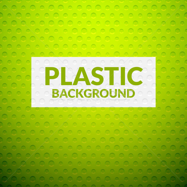 Verde metal plástico textura arte industrial Foto stock © sidmay