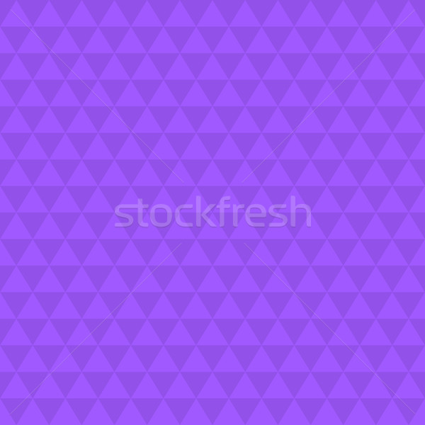 Abstract triangle background Stock photo © sidmay