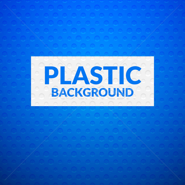 Mavi Metal plastik doku sanat endüstriyel Stok fotoğraf © sidmay