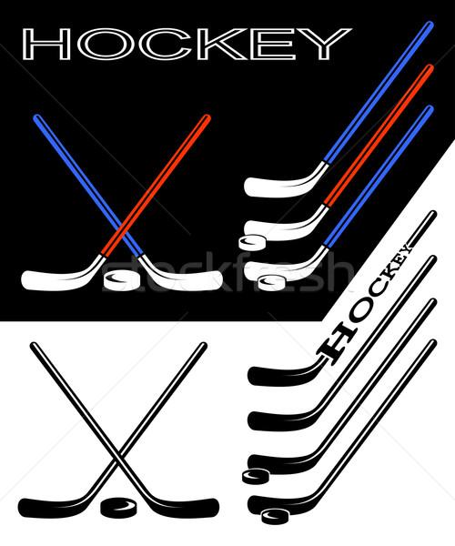 Hockey. Stock photo © Silanti