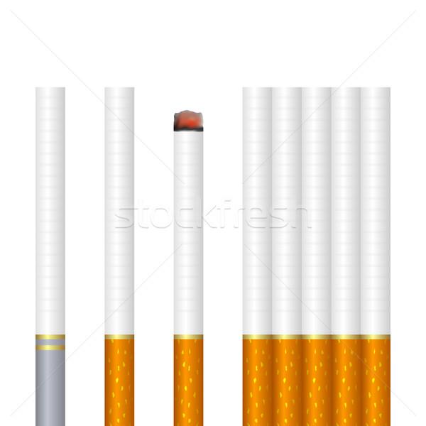 Cigarettes  Stock photo © Silanti
