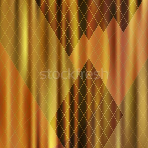 Abstract drapery  Stock photo © Silanti