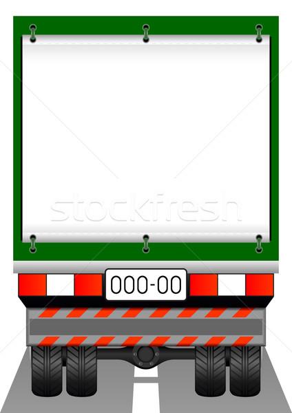 Truck Stock photo © Silanti