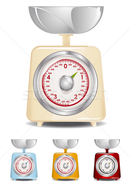 Kitchen Scale Stock photo © simas2