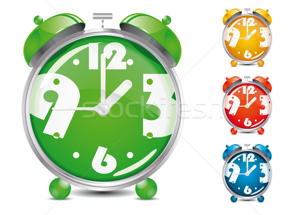 Alarm Clock Stock photo © simas2