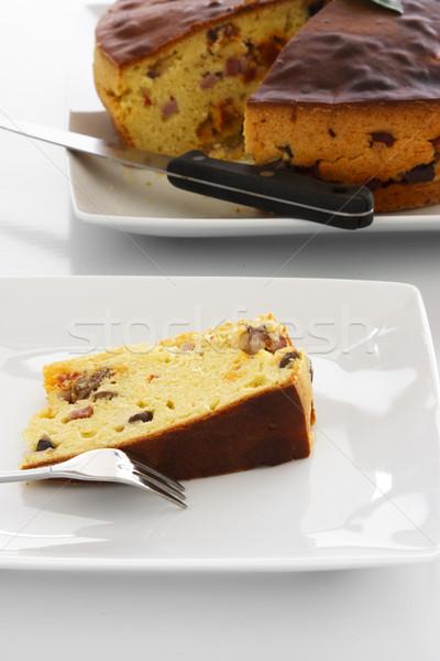 Meat Cake Stock photo © simas2