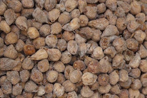 Dried figs background Stock photo © simas2