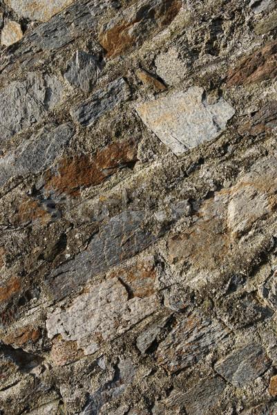 Stone wall Stock photo © simazoran