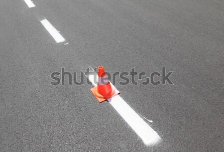 Roadworks Stock photo © simazoran