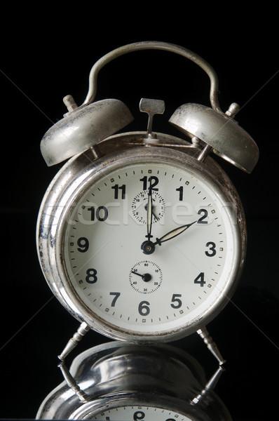 Old clock Stock photo © simazoran