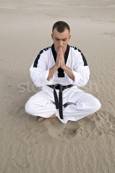 Meditation Stock photo © simazoran