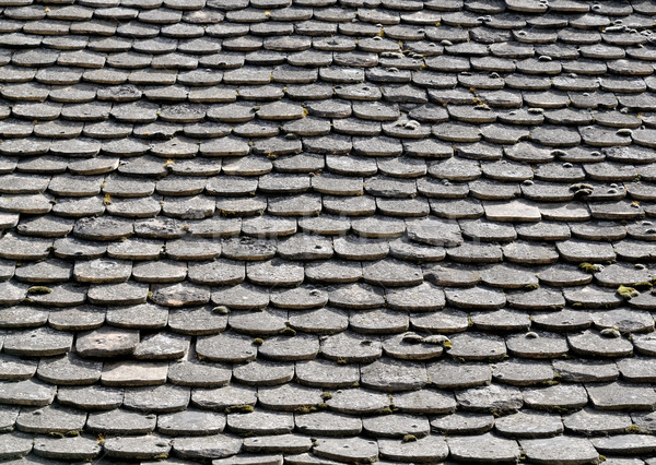 Old roof Stock photo © simazoran