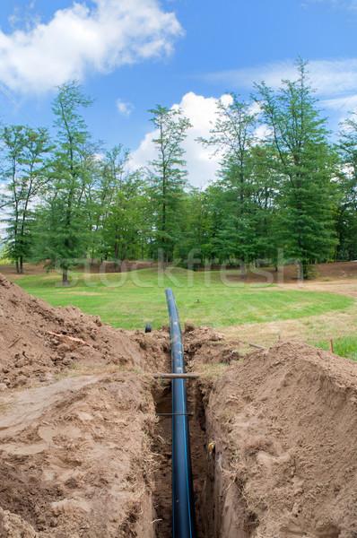 Water supply Stock photo © simazoran
