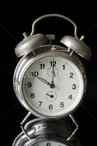 Old clock Stock photo © simazoran