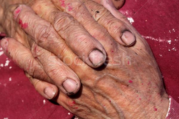 Hands Stock photo © simazoran