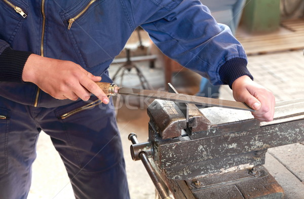 Metalwork Stock photo © simazoran