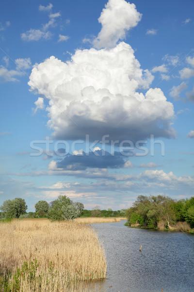 Beautiful landscape Stock photo © simazoran