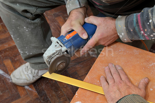 Home renovation Stock photo © simazoran