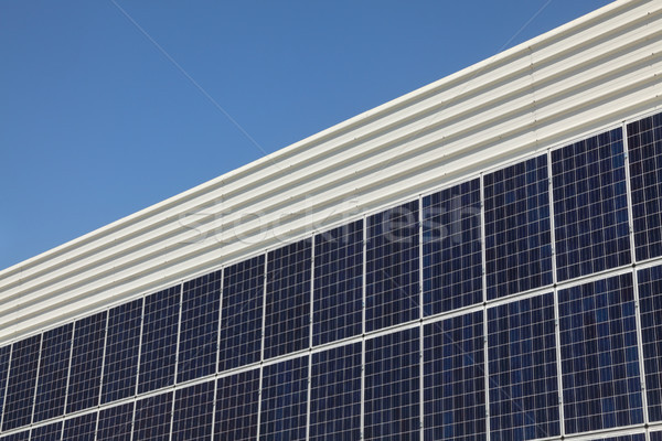 Solar energy panels  Stock photo © simazoran