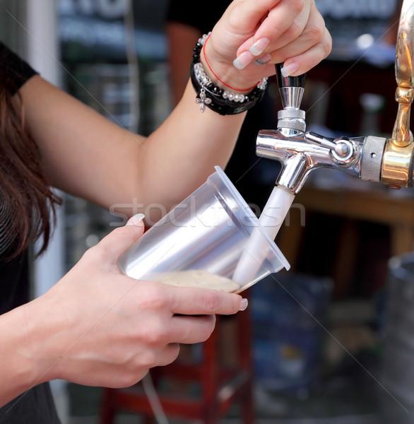 Beer Stock photo © simazoran