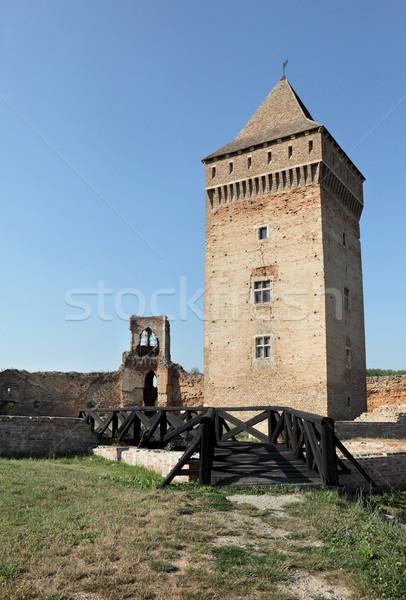 Bac fortress, Serbia, Europe Stock photo © simazoran