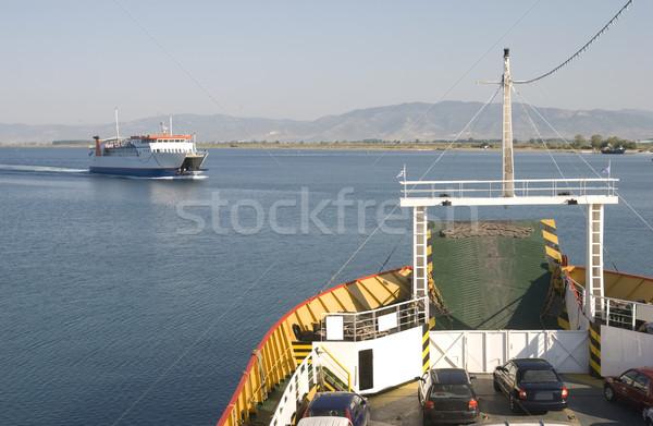 Ship Stock photo © simazoran