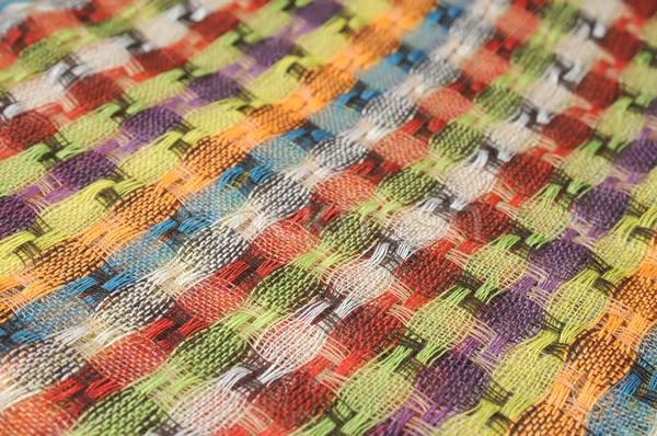 Stock photo: Textile