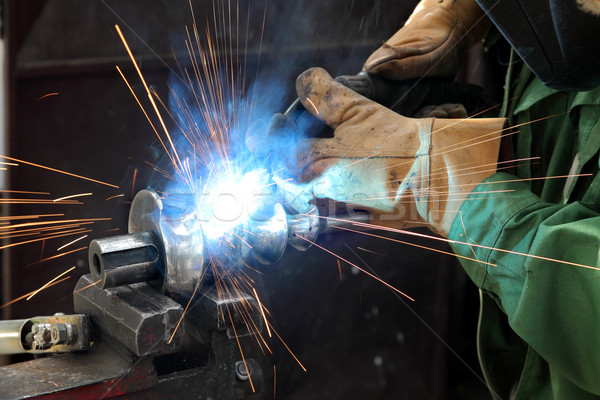 Welding Stock photo © simazoran
