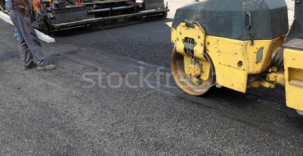 Roadwork Stock photo © simazoran