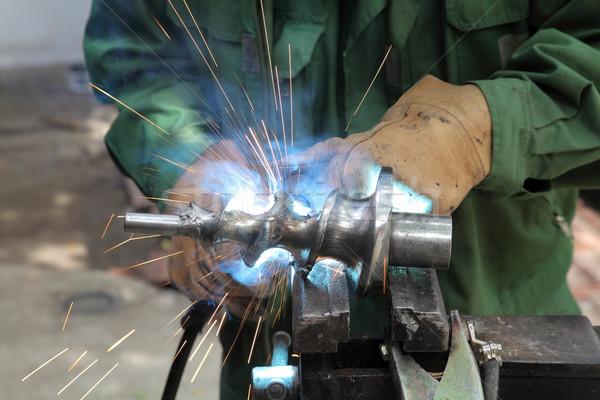 Welding Stock photo © simazoran