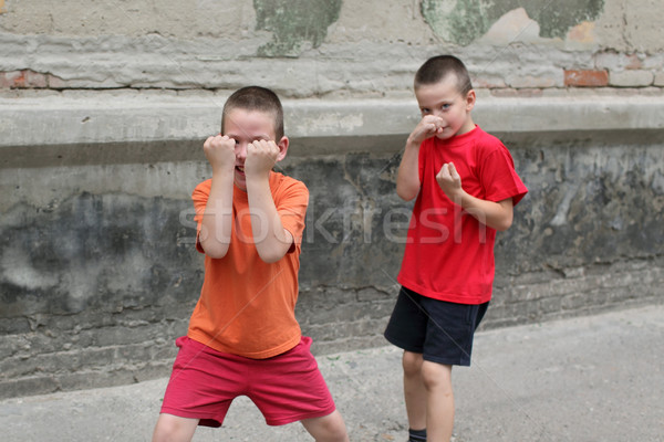 Young people Stock photo © simazoran