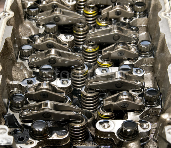Engine Stock photo © simazoran