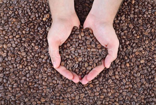 Coffee Stock photo © simazoran