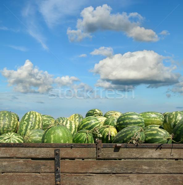 Farmers market Stock photo © simazoran