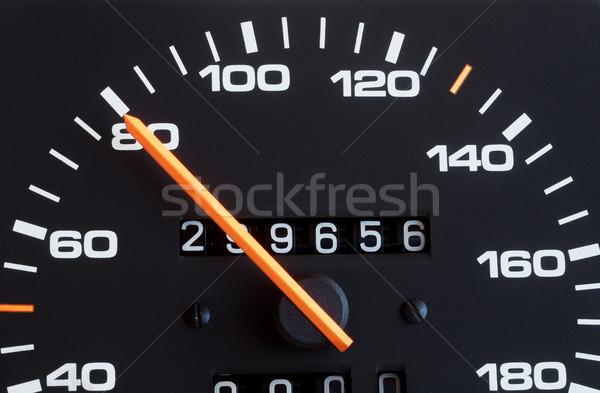 Speed meter Stock photo © simazoran