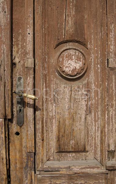 Door Stock photo © simazoran